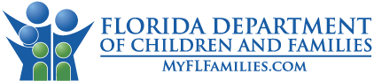 Logo of Florida Department of Children and Families